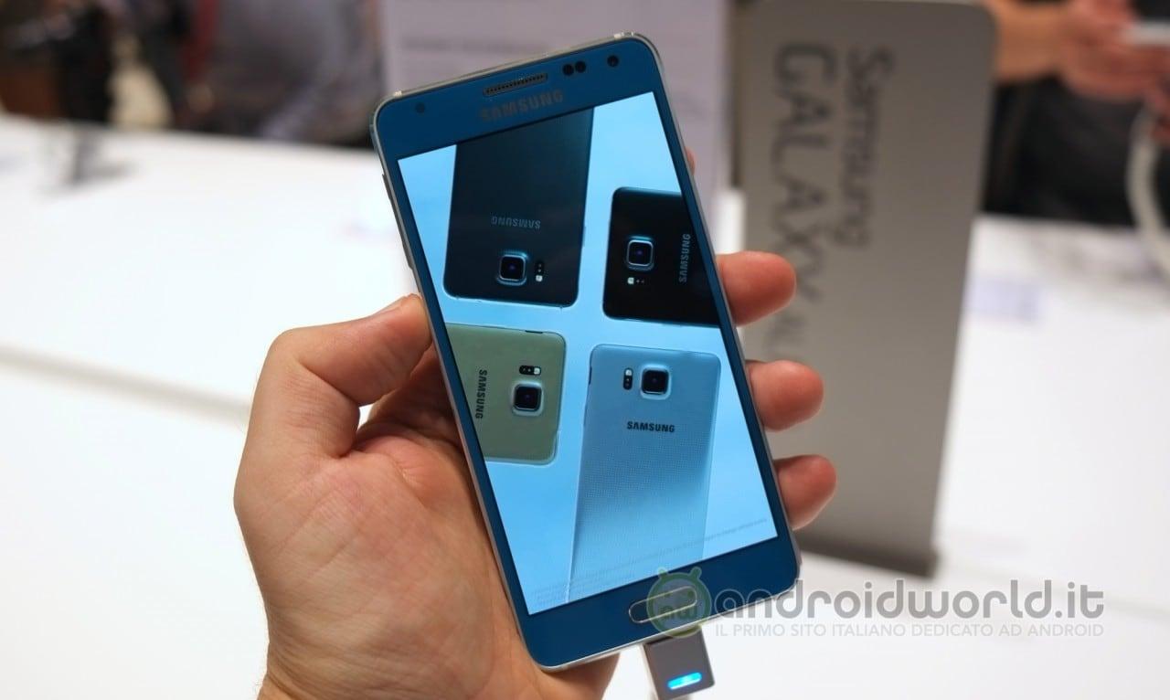 Samsung Galaxy Alpha: sample fotografici da IFA 2014 (foto)