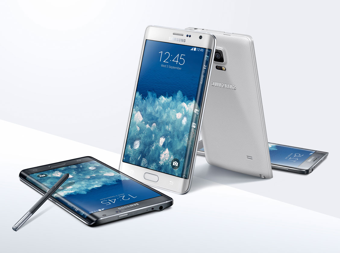 Samsung Galaxy Note Edge Render (1)