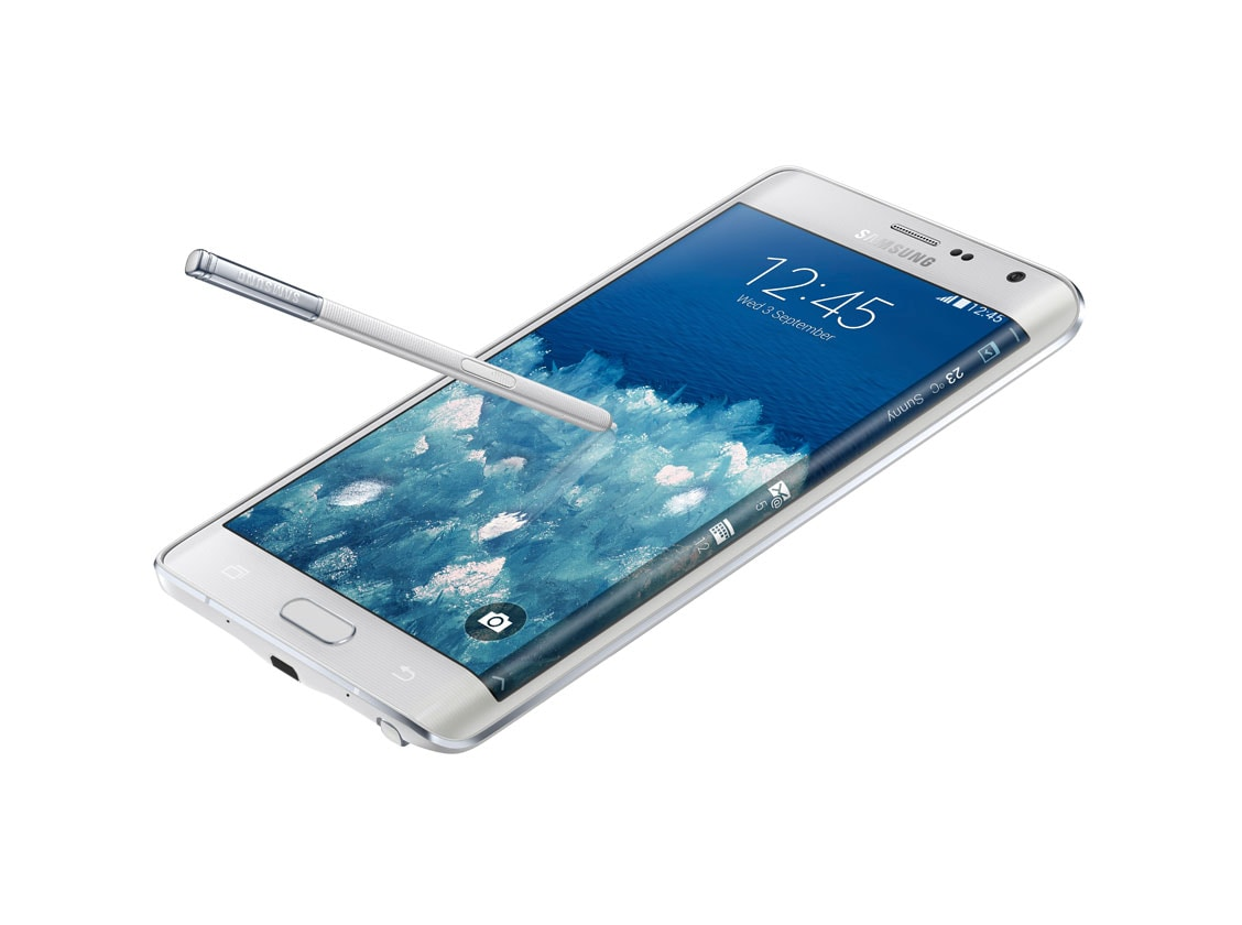 Samsung Galaxy Note Edge Render (6)