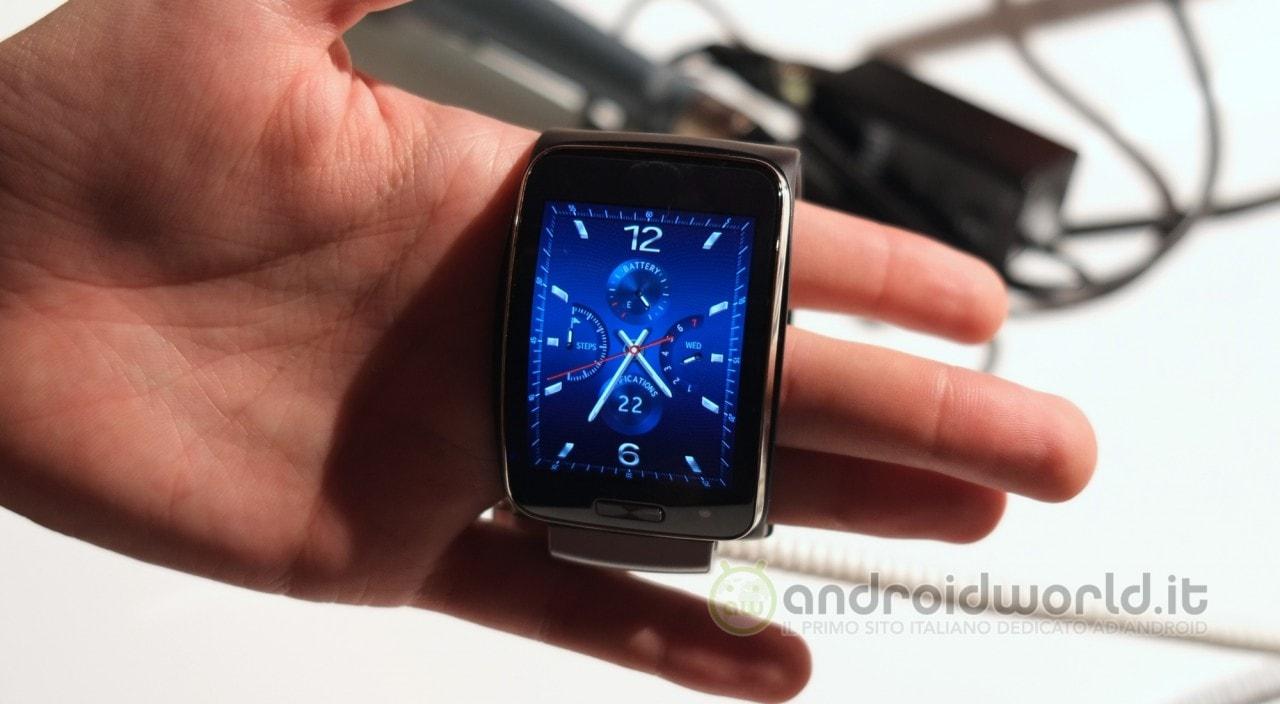 Samsung Gear S anteprima 05