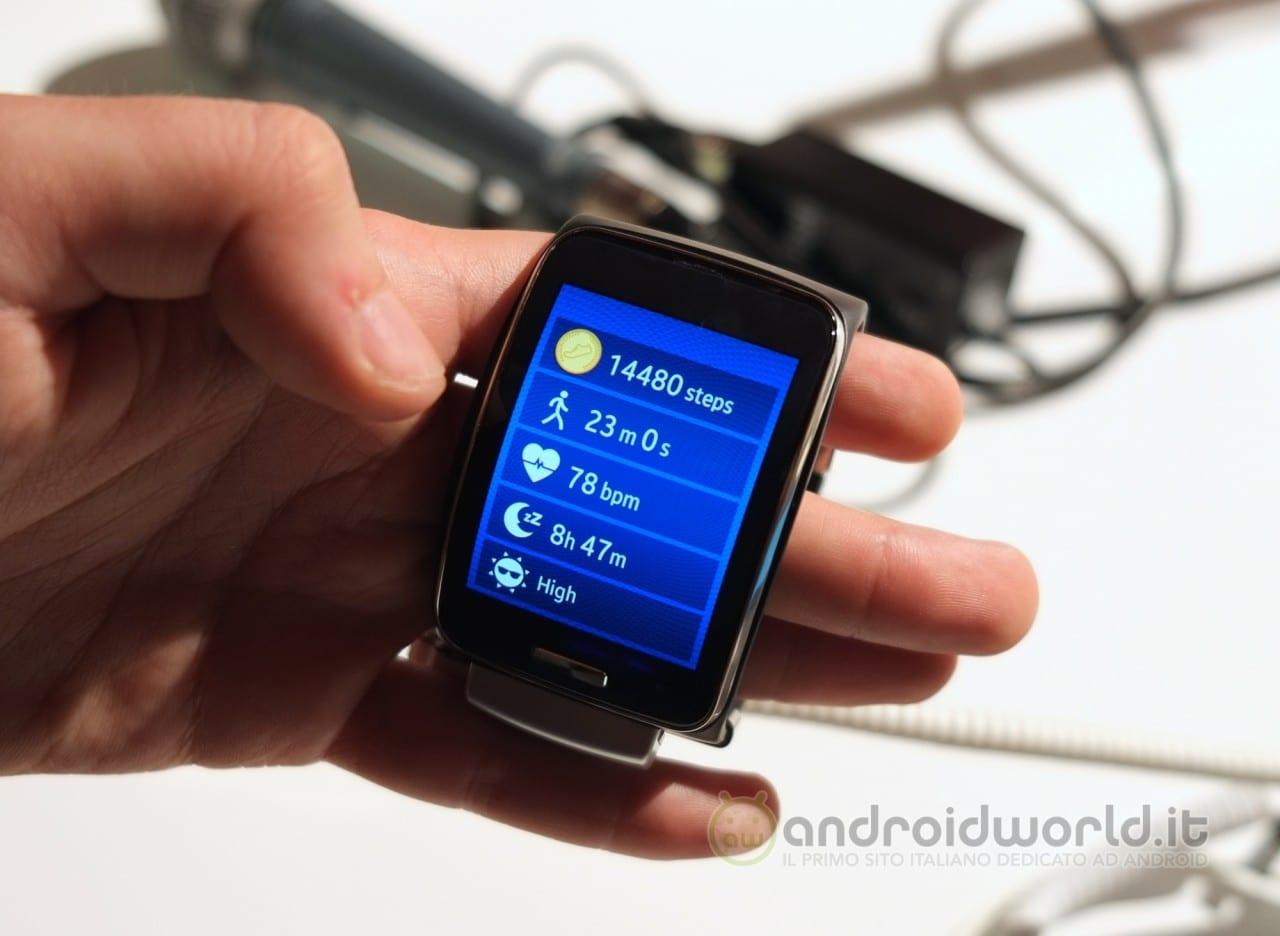 Samsung aggiorna il Gear SDK aggiungendo il supporto al Gear S
