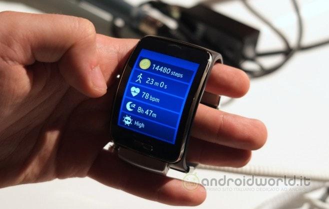Samsung Gear S anteprima 10