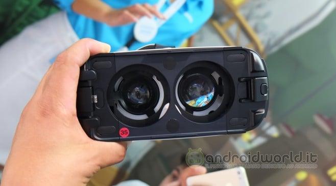 Samsung Gear VR anteprima 23