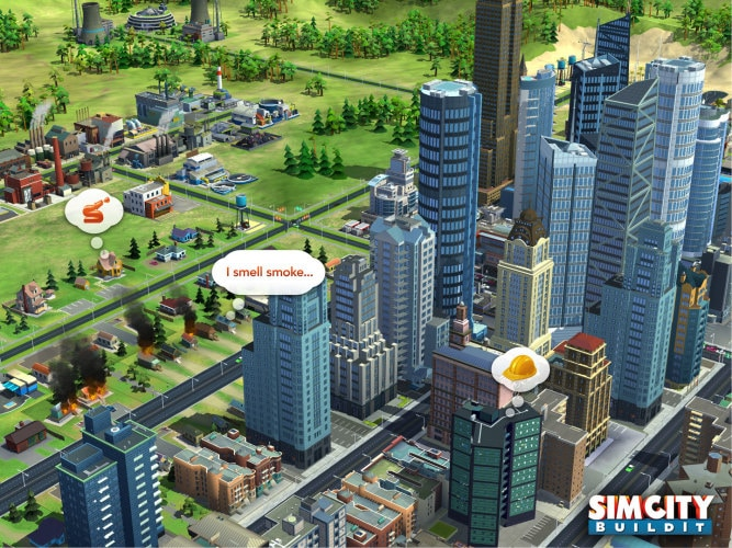 SimCity BuildIt Android (1)