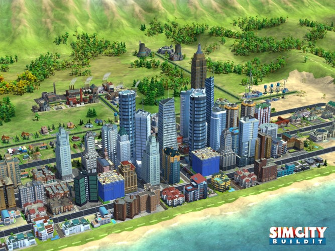 SimCity BuildIt Android (2)