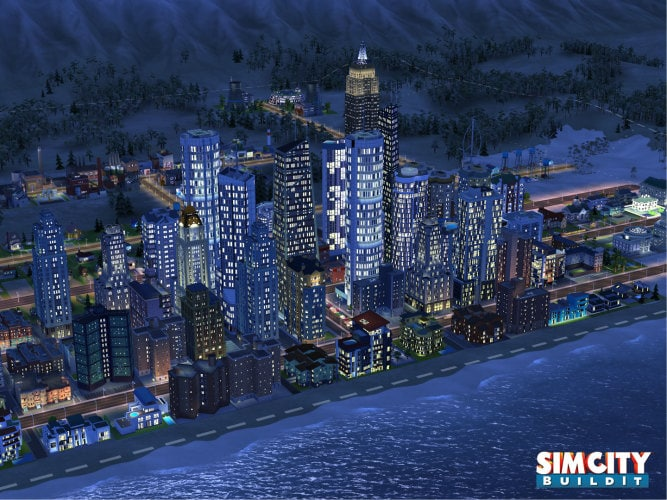 SimCity BuildIt Android (3)