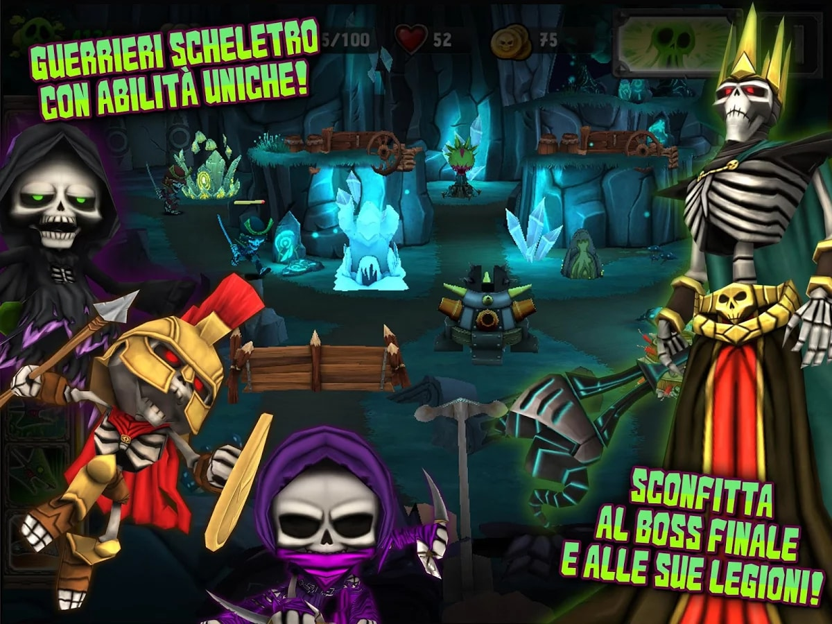 Skull Legends 1