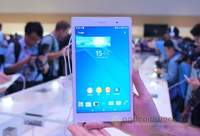 Sony Xperia Z3 Tablet Compact 2