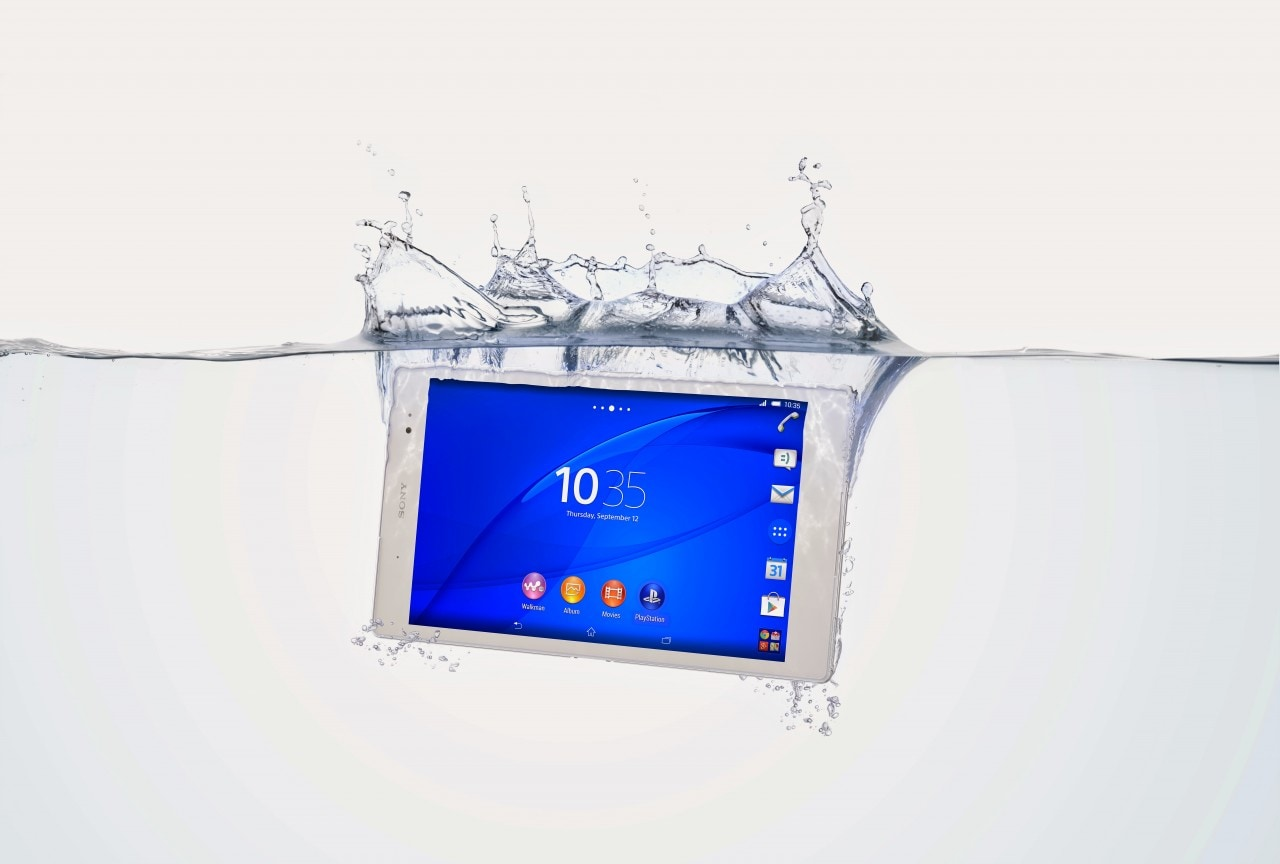Sony Xperia Z3 Tablet Compact Render (5)