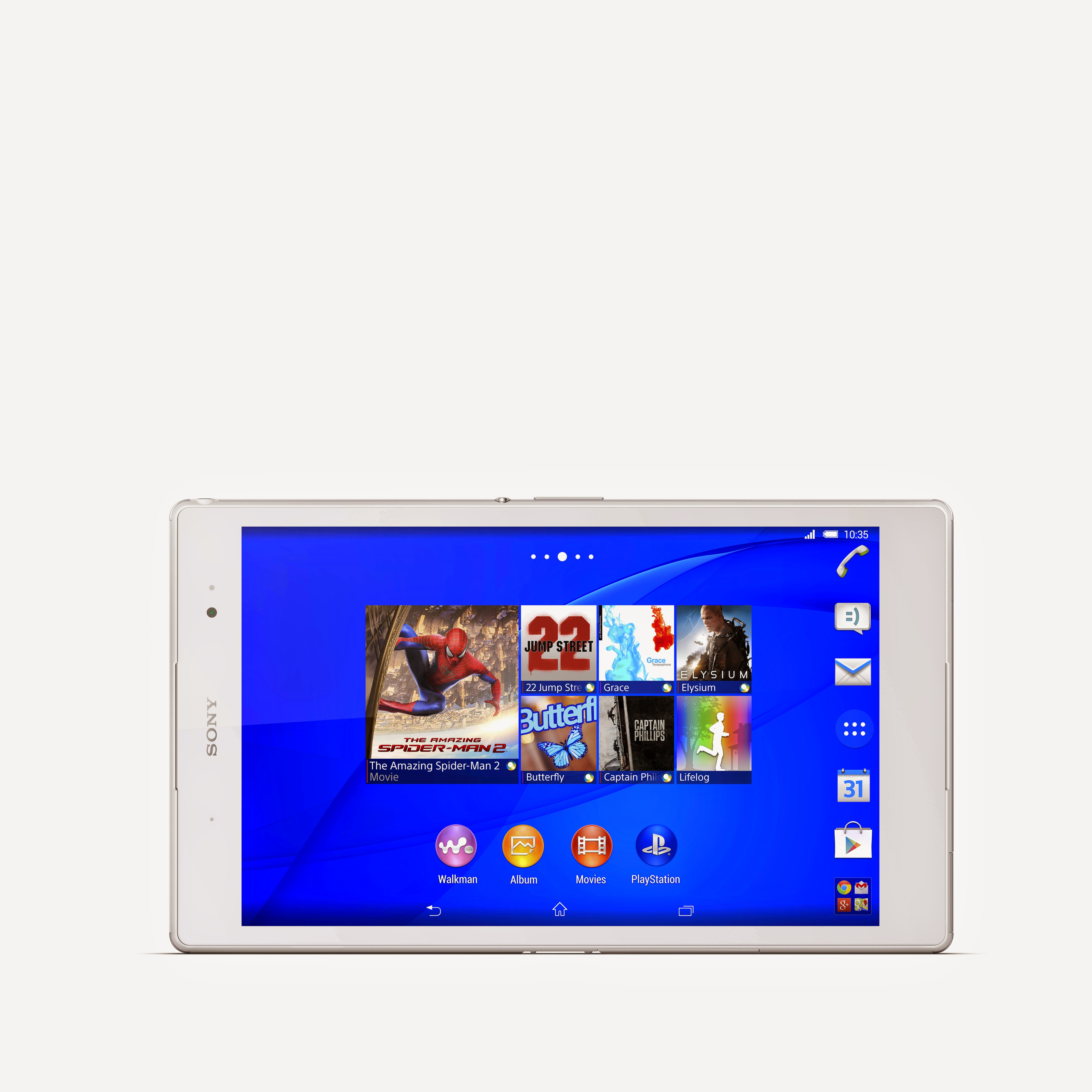 """Sony Xperia Z3 Tablet Compact ufficiale: 8"""" full HD ..."""
