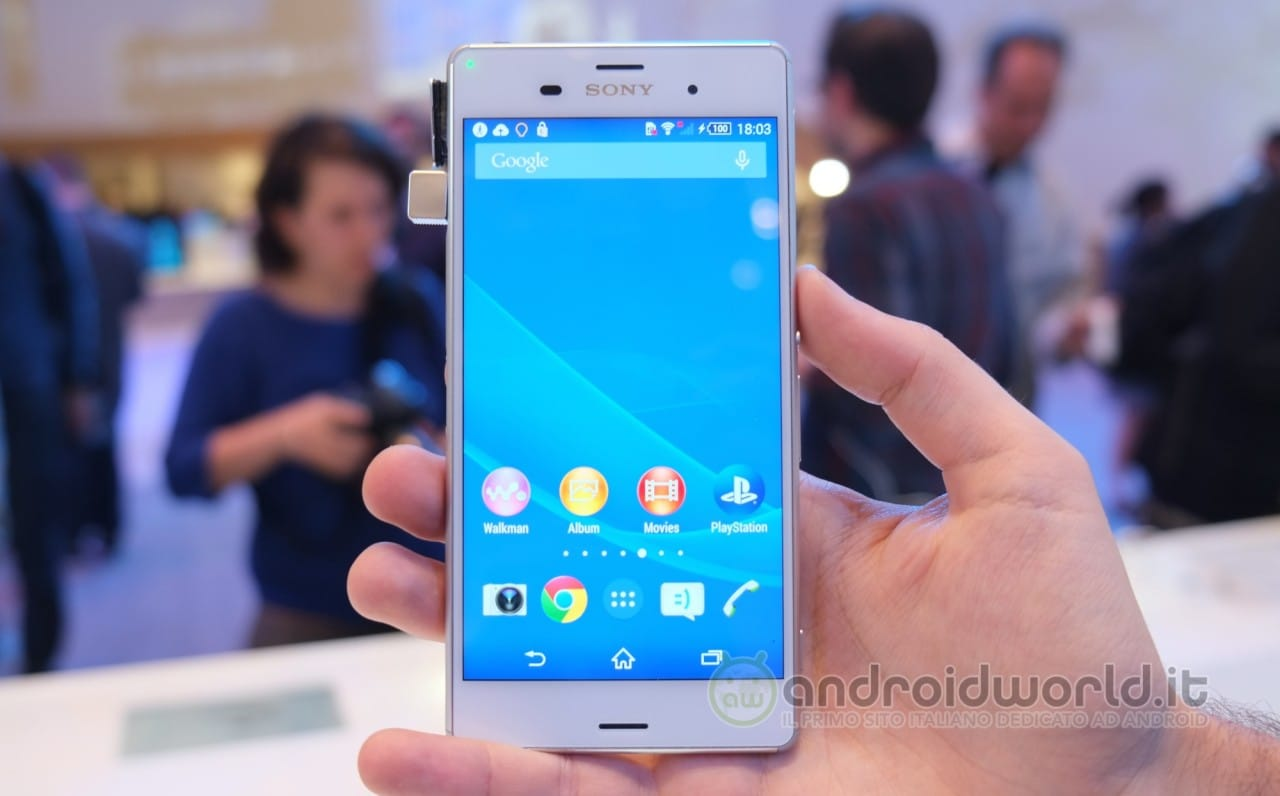 Sony si dice scettica sui display 2K