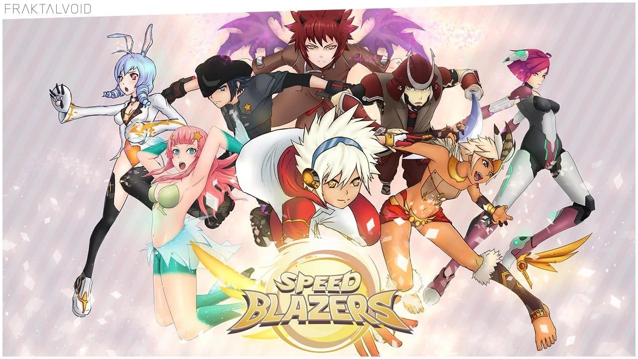 Speed Blazers: un nuovo action 3D racer sbarca sul Play Store (foto e video)