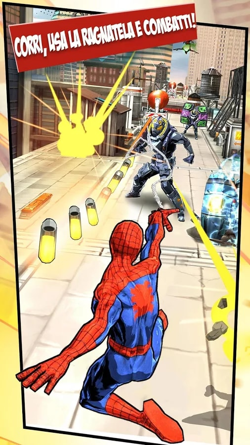 Spider-Man Unlimited Android (1)