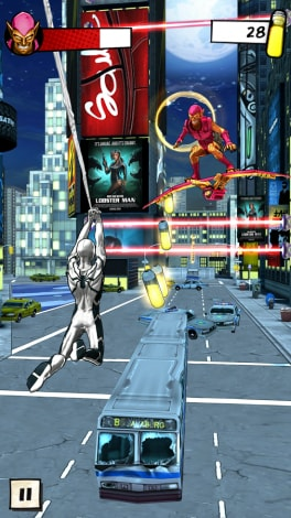 Spider-Man Unlimited Android (5)