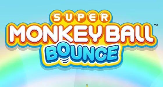 Super Monkey Ball Bounce Mini