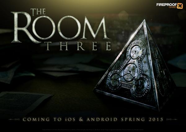 Fireproof Games annuncia The Room Three, su Android da primavera 2015
