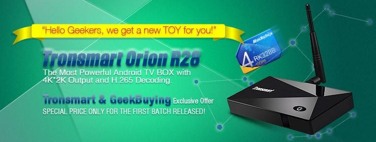 Tronsmart  Orion R28