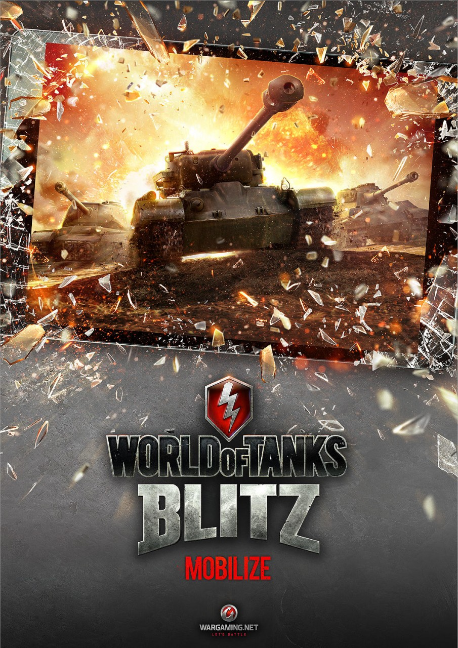 World of Tanks Blitz New Header