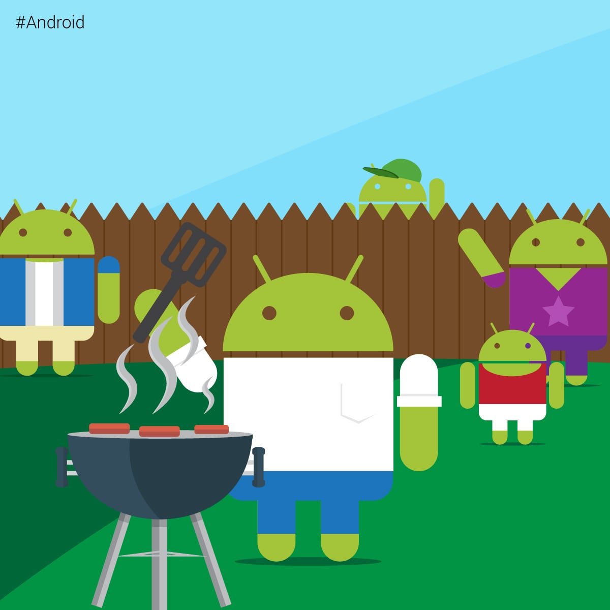 android barbeque final
