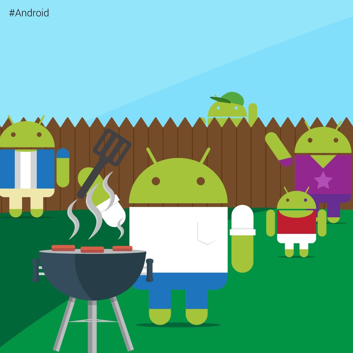 Android continua a crescere in Italia secondo gli ultimi dati di Kantar