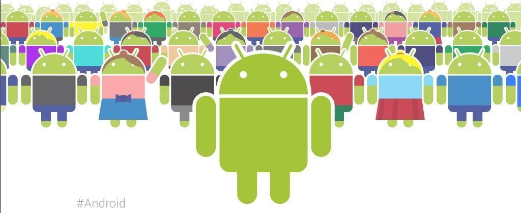 Sei anni di storia di Android riassunti in cinque minuti (video)