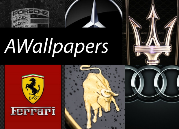awallpapers loghi auto