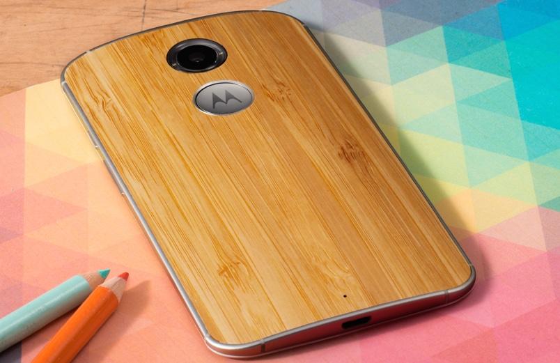 Motorola Moto X in bambù con garanzia Italia disponibile su ePrice