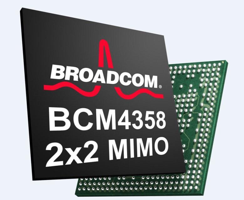 broadcom wifi chip