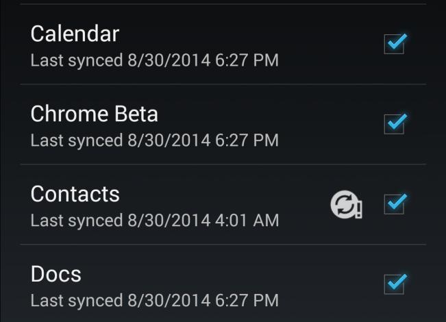 bug gmail