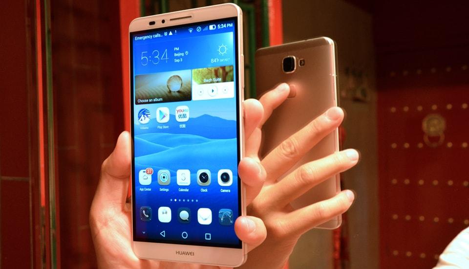 Huawei Ascend Mate 7 ufficiale: 6 pollici full HD con batteria da 4.100 mAh