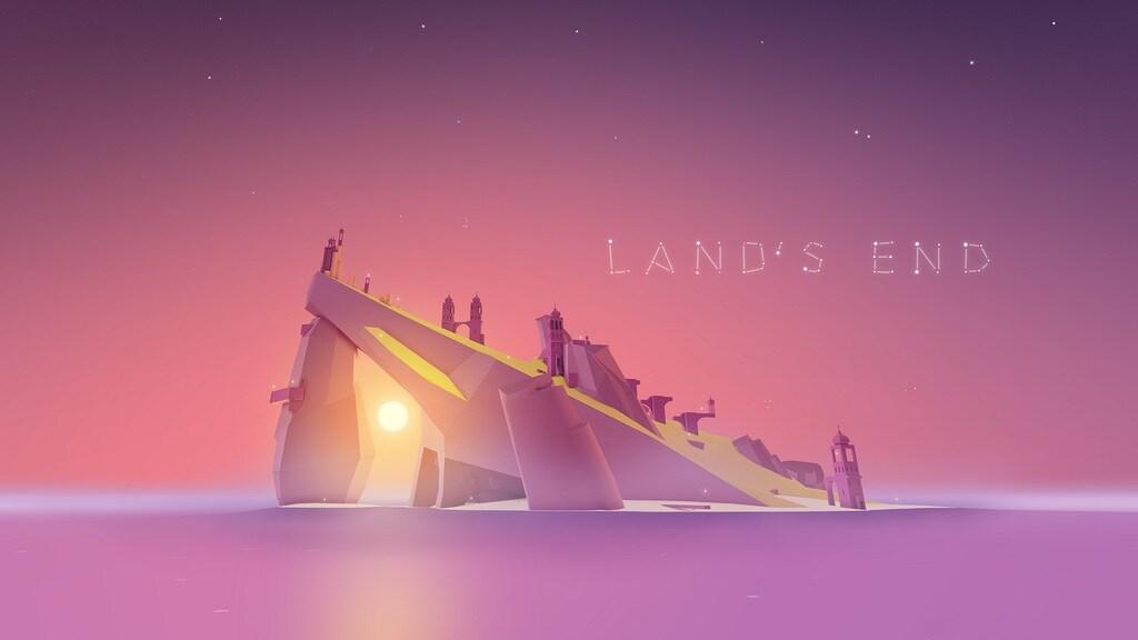 Land's End è il nuovo progetto dai creatori di Monument Valley per Samsung Gear VR