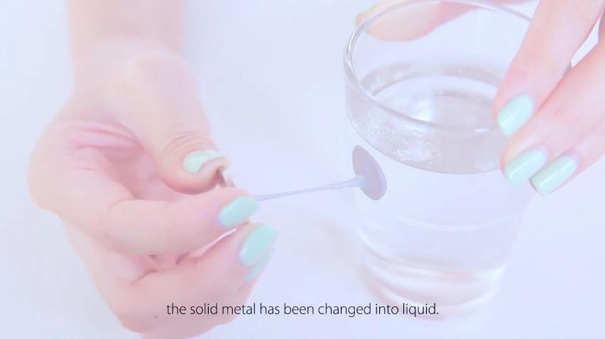 liquid metal