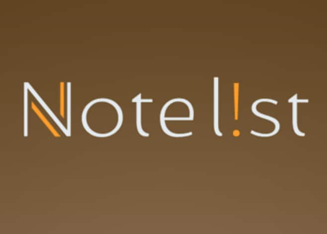 Note List: un'alternativa a Google Keep con stile e funzionalità (foto)