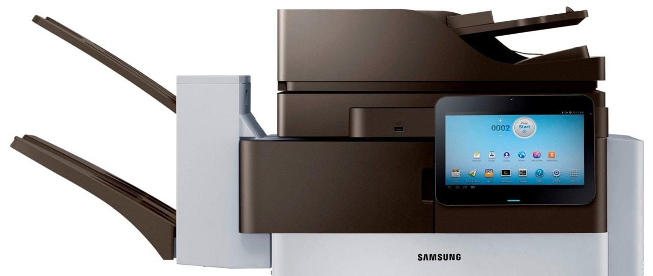 Samsung lancia una linea di stampanti con Android