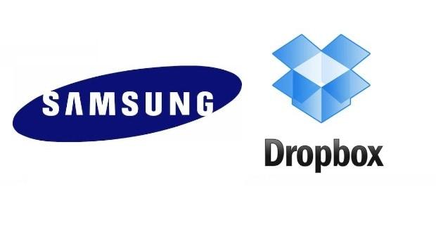samsung dropbox