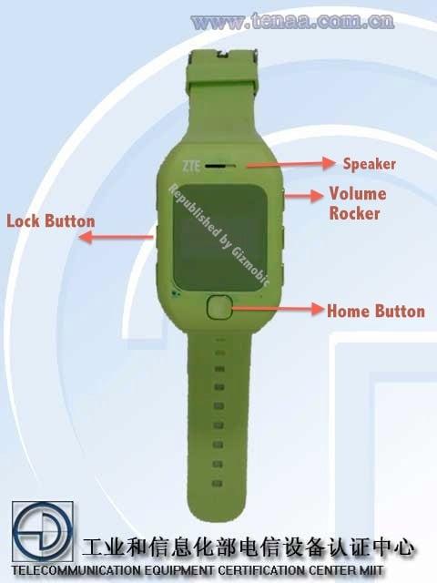 smartwatch-ZTE