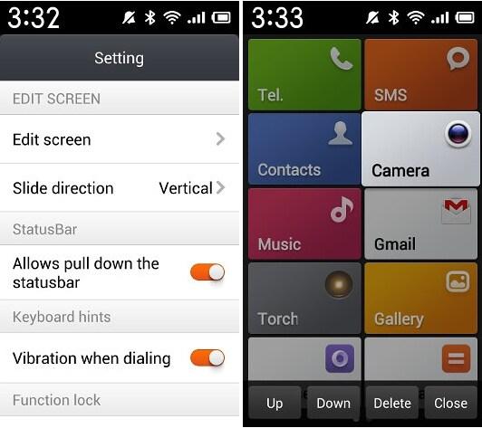 Xiaomi copia... Windows Phone con la sua modalità semplice