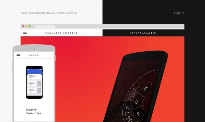 AOSPA Website Release Split