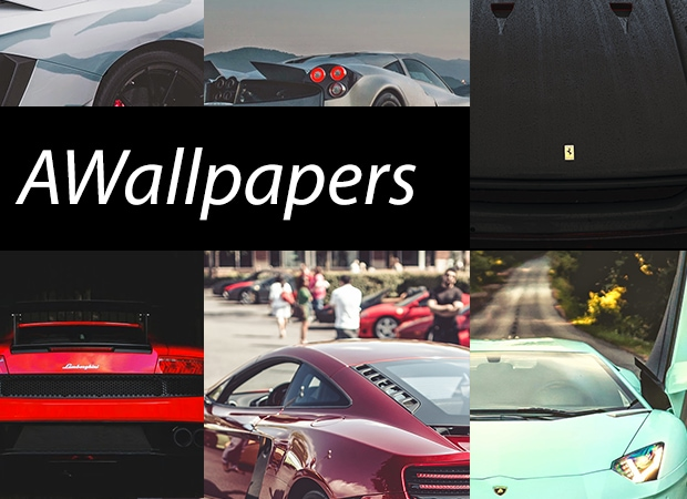 AWallpapers: 8 sfondi di auto sportive