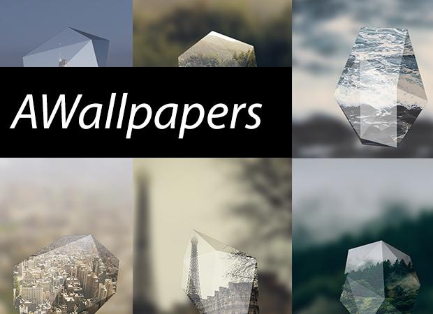 AWallpapers-sfondi-poligonali
