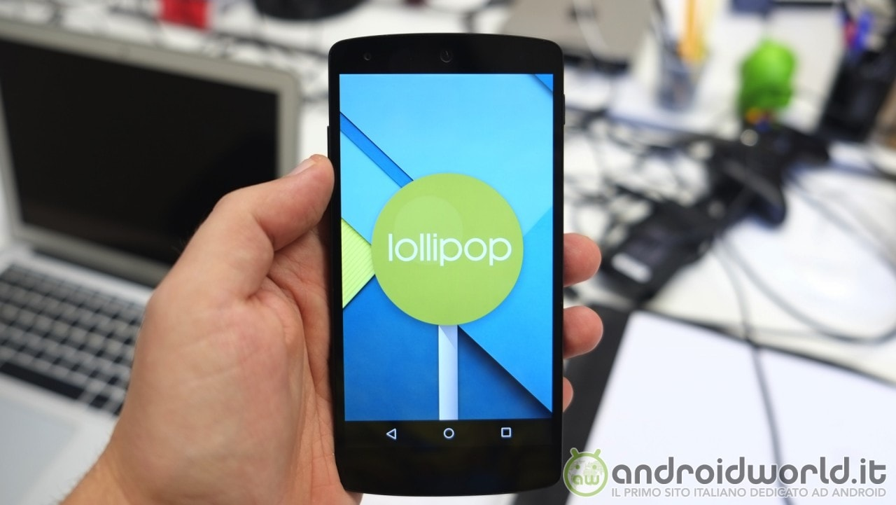 Android Lollipop final -1
