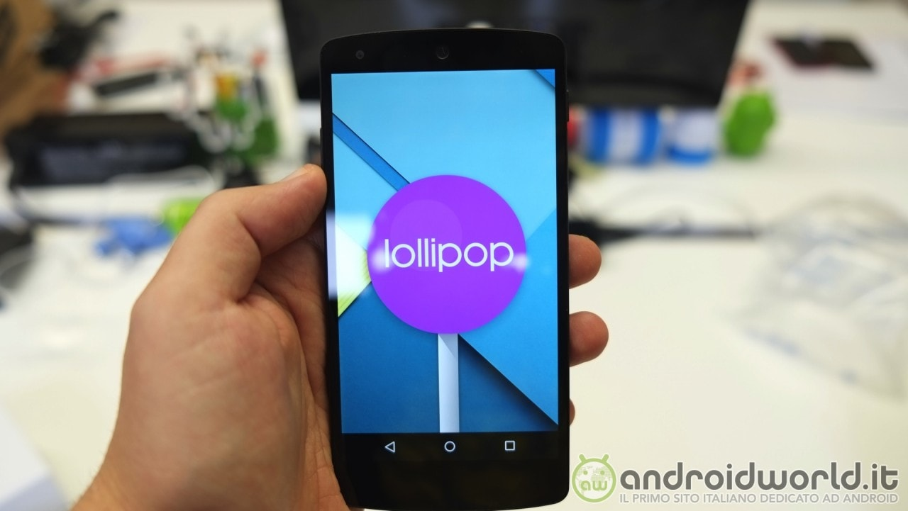 Android Lollipop final -3