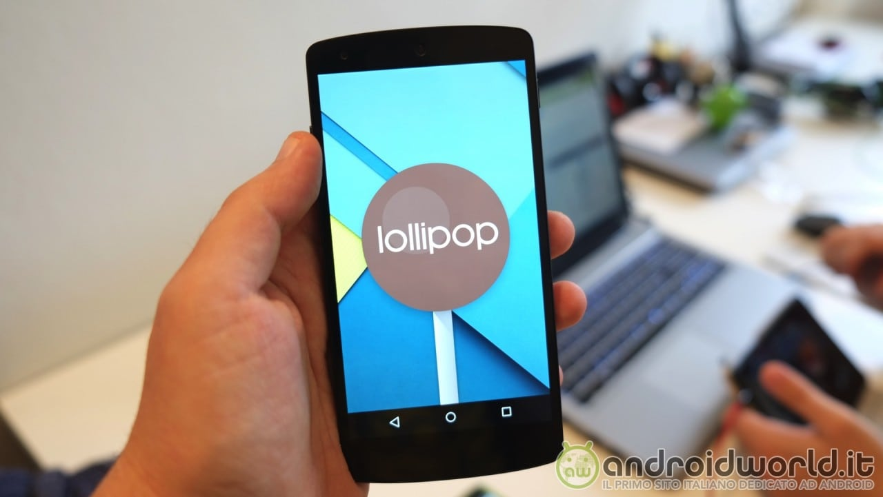 Android Lollipop final -5