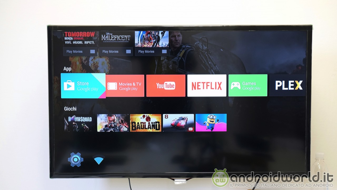 Android TV Lollipop