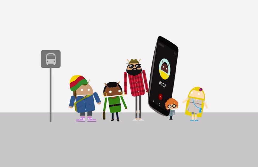 Android pubblicità
