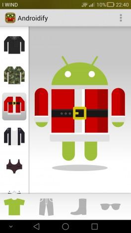 Androidify Natale -1