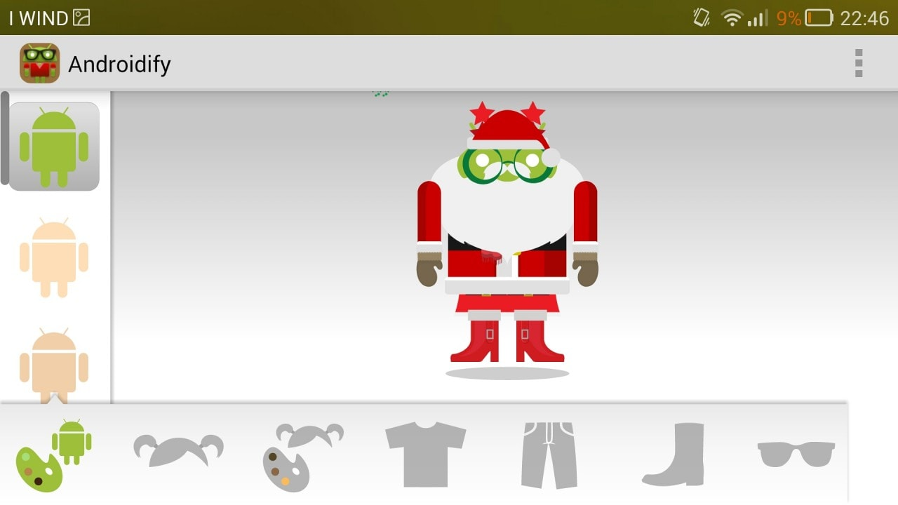 Androidify Natale -11