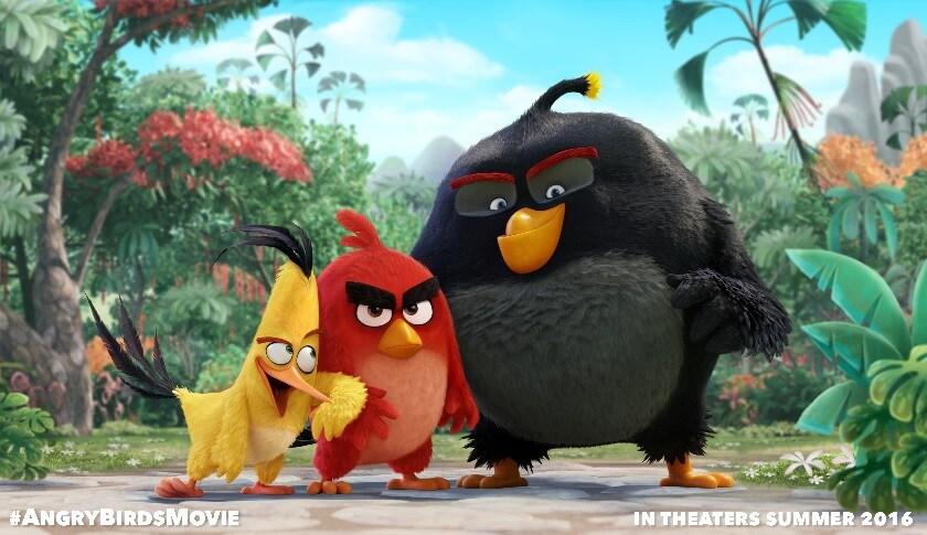 Angry Birds: prossimamente al cinema il film ufficiale del gioco di Rovio!