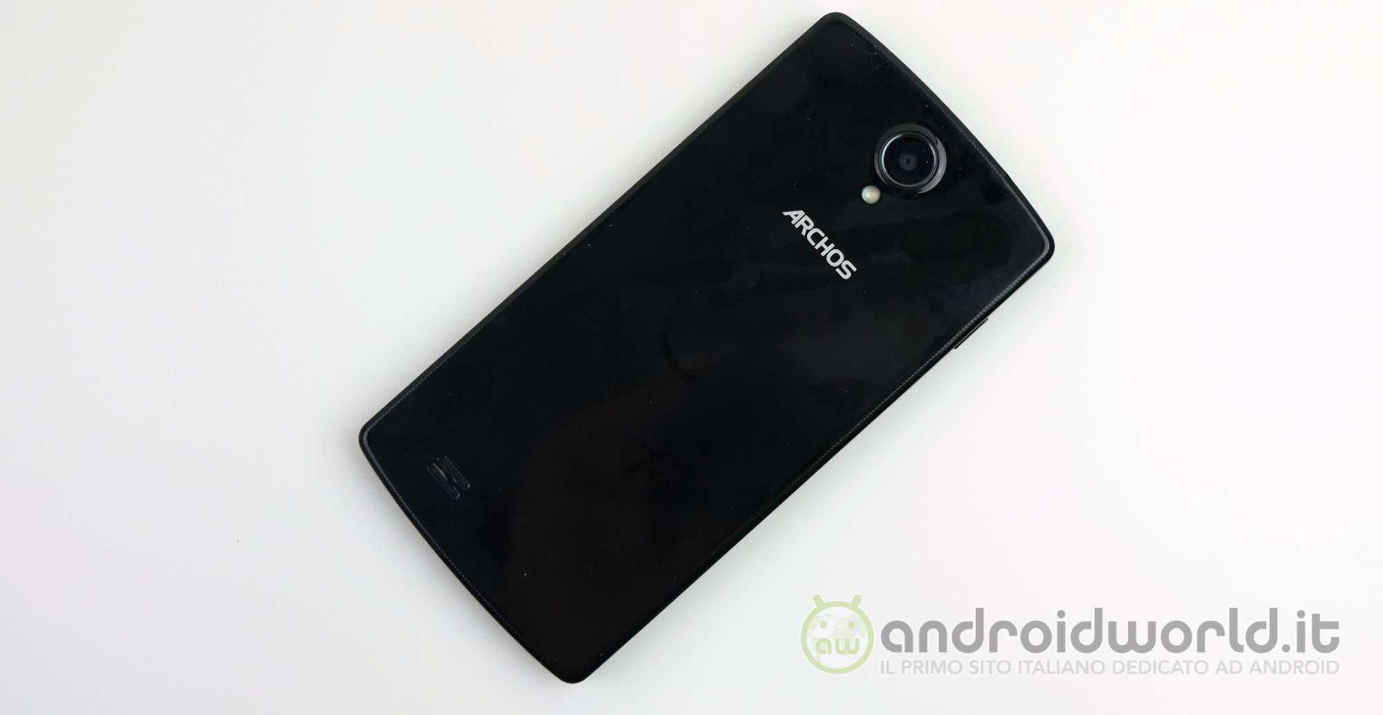 Archos 50b Platinum, la recensione (foto e video) | Foto 1 ...