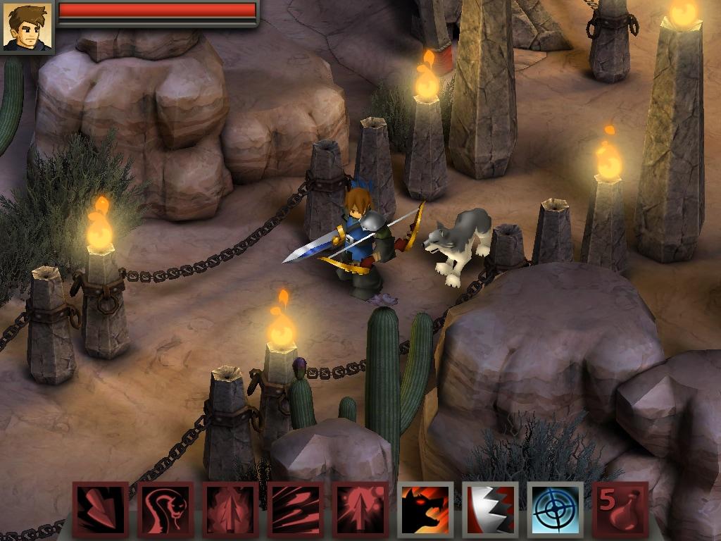 Battleheart Legacy Android (1)